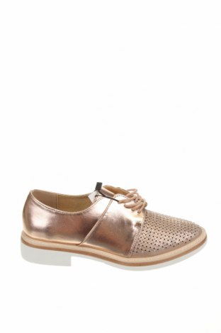 Дамски обувки Maria Mare, Размер 38, Цвят Златист, Еко кожа, Цена 39,14лв.