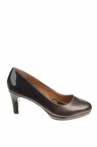 Γυναικεία παπούτσια Maria Mare, Μέγεθος 39, Χρώμα Γκρί, Δερματίνη, Τιμή 26,68€