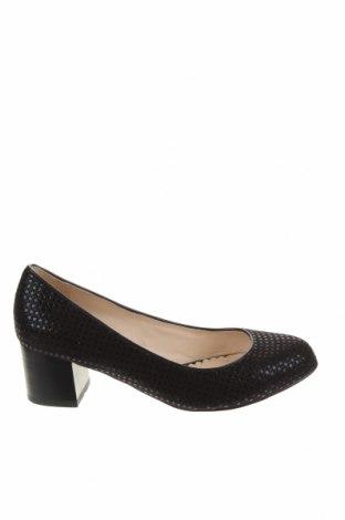 Дамски обувки Mellow Yellow, Размер 36, Цвят Черен, Текстил, Цена 36,57лв.