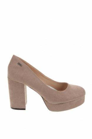 Dámské boty  MTNG, Velikost 39, Barva Hnědá, Textile , Cena  848,00Kč