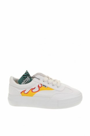 Дамски обувки MTNG, Размер 41, Цвят Бял, Текстил, Цена 21,08лв.