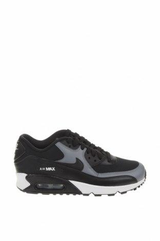 Γυναικεία παπούτσια Nike, Μέγεθος 40, Χρώμα Μαύρο, Γνήσιο δέρμα, κλωστοϋφαντουργικά προϊόντα, Τιμή 73,07€