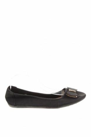 Дамски обувки Novo, Размер 41, Цвят Черен, Еко кожа, Цена 10,40лв.