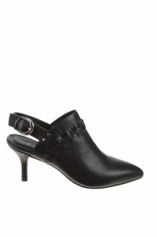 Дамски обувки Shoe The Bear, Размер 36, Цвят Черен, Естествена кожа, Цена 52,02лв.