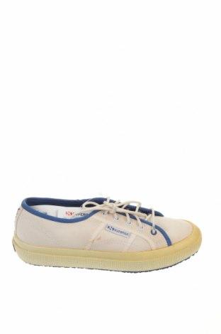 Дамски обувки Superga, Размер 36, Цвят Бежов, Текстил, Цена 66,22лв.