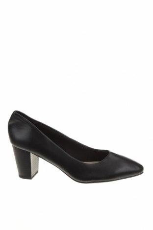 Дамски обувки Target, Размер 37, Цвят Черен, Еко кожа, Цена 21,42лв.