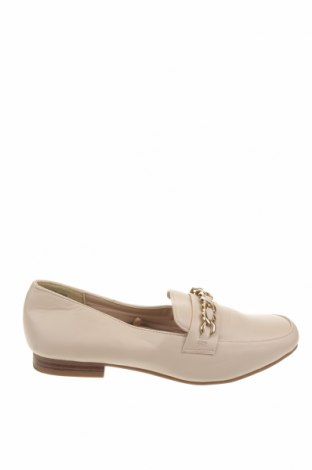 Дамски обувки Target, Размер 38, Цвят Бежов, Еко кожа, Цена 26,88лв.