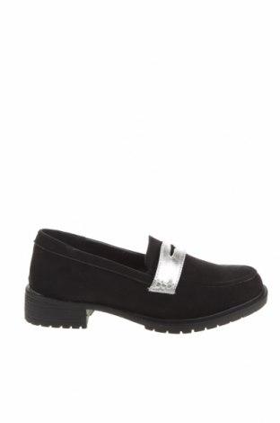 Дамски обувки Venca, Размер 36, Цвят Черен, Текстил, еко кожа, Цена 33,48лв.