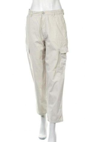 Дамски панталон, Размер M, Цвят Бежов, Памук, Цена 7,09лв.