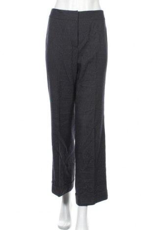 Дамски панталон, Размер M, Цвят Син, 68% полиестер, 30% вискоза, 2% еластан, Цена 6,04лв.