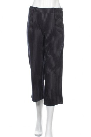 Дамски панталон, Размер S, Цвят Син, 95% полиестер, 5% еластан, Цена 3,00лв.