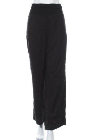 Дамски панталон Blue Illusion, Размер M, Цвят Черен, Текстил, Цена 6,12лв.