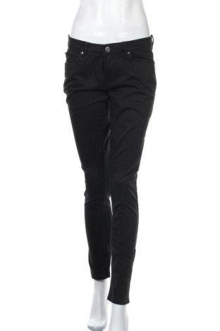 Дамски панталон Blue Motion, Размер M, Цвят Черен, 97% памук, 3% еластан, Цена 7,61лв.