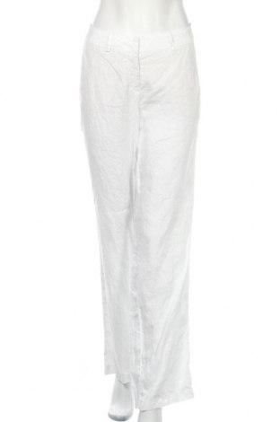 Pantaloni de femei Cambio, Mărime S, Culoare Alb, In, Preț 55,25 Lei