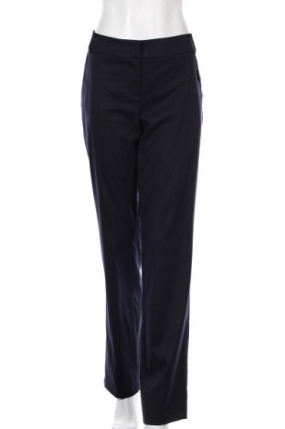 Дамски панталон Cambio, Размер M, Цвят Син, 50% вълна, 34% полиестер, 15% вискоза, 1% еластан, Цена 141,75лв.