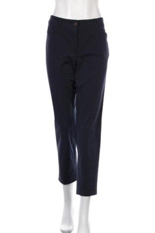 Дамски панталон Cambio, Размер M, Цвят Син, 52% памук, 38% полиамид, 10% еластан, Цена 44,75лв.