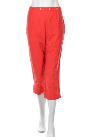 Дамски панталон Cerruti 1881, Размер L, Цвят Червен, 60% памук, 40% полиамид, Цена 27,84лв.