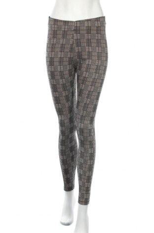 Дамски панталон Chicoree, Размер S, Цвят Многоцветен, 40% вискоза, 24% памук, 31% полиестер, 5% еластан, Цена 6,30лв.