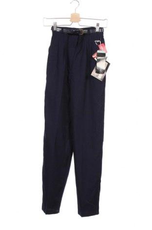 Дамски панталон Counterparts, Размер XS, Цвят Син, Цена 9,45лв.