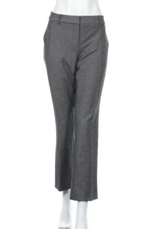 Дамски панталон Express, Размер L, Цвят Сив, 43% полиестер, 29% памук, 21% вискоза, 7% еластан, Цена 30,24лв.