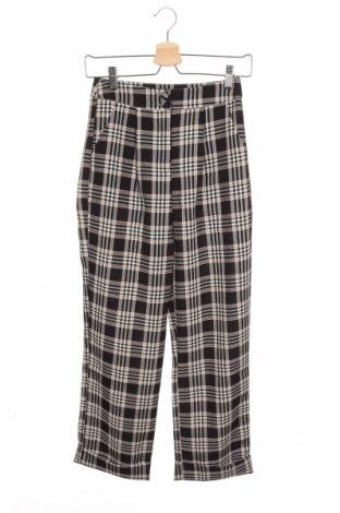 Дамски панталон Fashion Union, Размер XS, Цвят Многоцветен, 94% полиестер, 6% вискоза, Цена 6,95лв.