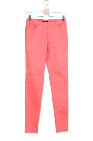 Дамски панталон H&M, Размер XS, Цвят Розов, 97% памук, 3% еластан, Цена 3,63лв.