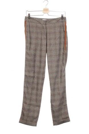 Дамски панталон Javier Simorra, Размер XS, Цвят Многоцветен, 65% полиестер, 33% вискоза, 2% еластан, Цена 17,30лв.