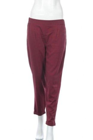 Дамски панталон Lft, Размер L, Цвят Червен, 98% вискоза, 2% еластан, Цена 16,12лв.