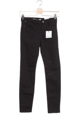 Дамски панталон Lft, Размер XS, Цвят Черен, 98% памук, 2% еластан, Цена 39,00лв.