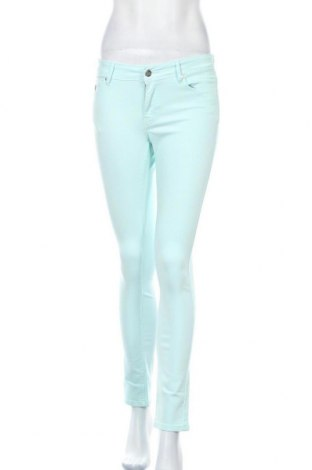 Дамски панталон Lois, Размер M, Цвят Син, 70% памук, 28% полиестер, 2% еластан, Цена 31,15лв.