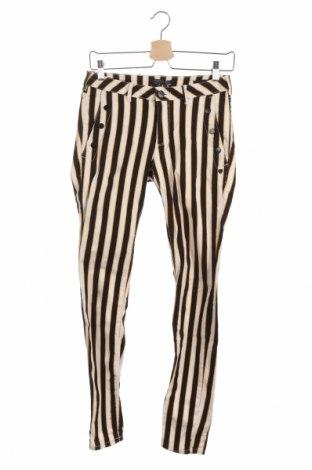 Дамски панталон Maison Scotch, Размер XS, Цвят Многоцветен, 70% памук, 27% модал, 3% еластан, Цена 37,25лв.