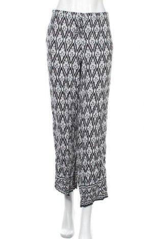 Дамски панталон Max Studio, Размер L, Цвят Черен, Вискоза, Цена 15,44лв.