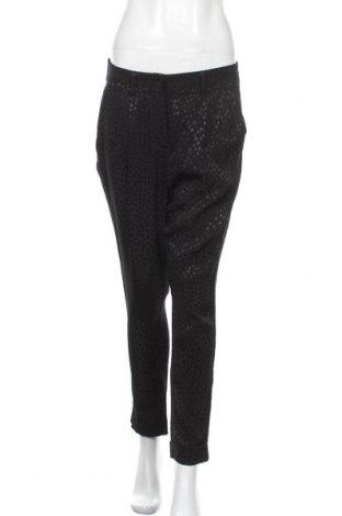 Дамски панталон Motivi, Размер S, Цвят Черен, Вискоза, Цена 11,61лв.