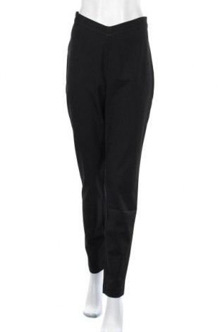 Дамски панталон Na-Kd, Размер M, Цвят Черен, 62% полиестер, 34% вискоза, 4% еластан, Цена 46,50лв.