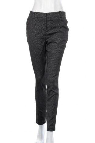 Дамски панталон Next, Размер M, Цвят Черен, 74% полиестер, 23% вискоза, 3% еластан, Цена 7,09лв.