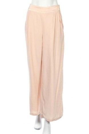 Дамски панталон Promod, Размер L, Цвят Розов, Цена 6,04лв.