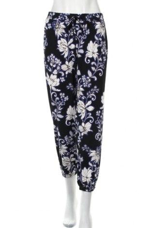 Дамски панталон Rockmans, Размер XL, Цвят Черен, 95% полиестер, 5% еластан, Цена 18,08лв.