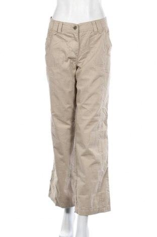 Дамски панталон Street One, Размер M, Цвят Бежов, 72% памук, 28% полиамид, Цена 9,12лв.