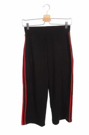 Дамски панталон Tom Tailor, Размер XXS, Цвят Черен, 94% полиестер, 6% еластан, Цена 8,46лв.