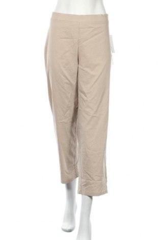 Дамски панталон Whispers, Размер XXL, Цвят Син, 60% вискоза, 35% полиамид, 5% еластан, Цена 8,40лв.