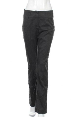 Дамски панталон Wissmach, Размер S, Цвят Сив, 65% полиестер, 32% вискоза, 3% еластан, Цена 4,57лв.