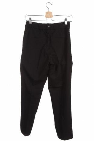 Дамски панталон Zero, Размер XS, Цвят Черен, 78% полиестер, 18% вискоза, 4% еластан, Цена 66,75лв.