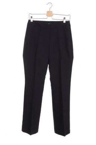 Дамски панталон Zero, Размер XS, Цвят Син, 78% полиестер, 18% вискоза, 4% еластан, Цена 9,66лв.
