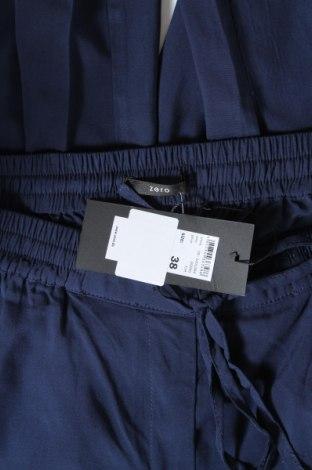 Дамски панталон Zero, Размер M, Цвят Син, Вискоза, Цена 66,75лв.