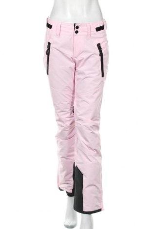 Дамски панталон за зимни спортове Chiemsee, Размер S, Цвят Розов, Полиестер, Цена 98,55лв.