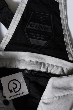 Дамски панталон за зимни спортове Killtec, Размер M, Цвят Сив, Полиестер, Цена 65,60лв.