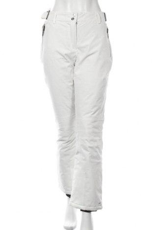 Дамски панталон за зимни спортове Killtec, Размер M, Цвят Бял, 94% полиестер, 6% еластан, Цена 38,08лв.