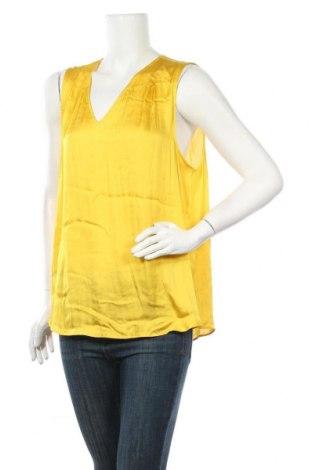 Γυναικείο αμάνικο μπλουζάκι Banana Republic, Μέγεθος XL, Χρώμα Κίτρινο, Τιμή 8,18€