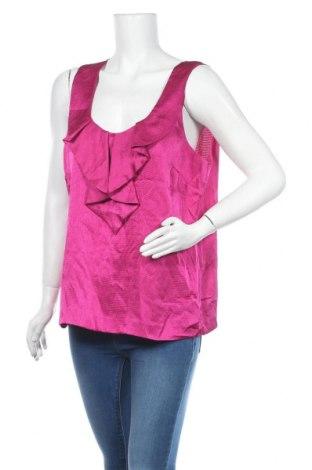 Дамски потник David Lawrence, Размер XL, Цвят Розов, 100% полиестер, Цена 26,78лв.