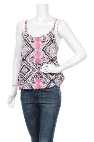 Γυναικείο αμάνικο μπλουζάκι Girl Xpress, Μέγεθος M, Χρώμα Πολύχρωμο, Βισκόζη, Τιμή 6,14€